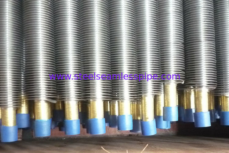 A179 A192 A210 Standard Heat Exchanger Fin Tube Wound Type / Extruded Type