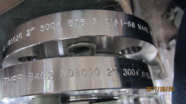 ASTM B564 Γ-276, MONEL 400, INCONEL 600, INCONEL 625, INCOLOY 800, INCOLOY 825, ΦΛΆΝΤΖΑ ΧΆΛΥΒΑ